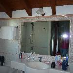 Bagno della camera # 315