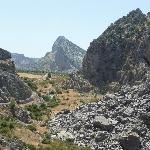 omgeving montejaque