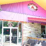 Peach's Grill; Yellow Springs Ohio