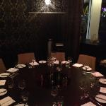 private dining room for up to 12
