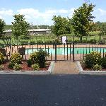 Front side Pool