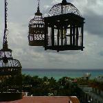La Azotea Rooftop view