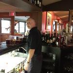 Danny - great bartender!