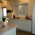 Kitchen - Villa 5 Cooks Bay Villas