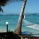 Cooks Bay Villas lagoon view