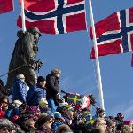 World Cup Nordic Skiing Holmenkollen