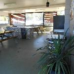 Our Indoor Camp Kitchen