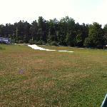 slip and slide upon arrival