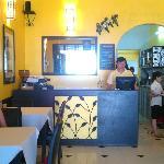 Cafe Yejj interior