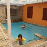 piscina temperada
