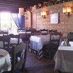 Vista parcial del Restaurante