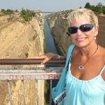 Stop at Corinth Canal