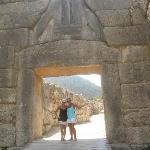 Lion's Gate at Mycenae