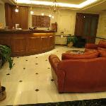 Lobby/Reception Desk