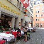 Zum Gelben Schnabel  Restaurant - Zurich, Switzerland