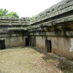 Old remains at Sagreshwar Temple