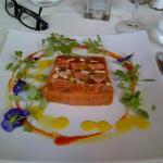 hure de saumon