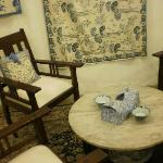 Batik for Living Room Interior