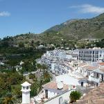 Frigiliana - new end of the village