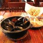 st. arnolds mussels