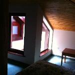 our room, attic
