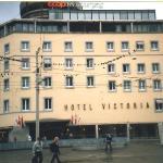 Hotel Victoria: facciata