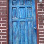 Rocket Inn Door