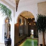 Plunge Pool Riad Chayma Marrakech