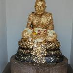 Gold Budda