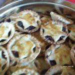 Nannas mince pies, homemade mince, all butter pastry made by Nanna Brown