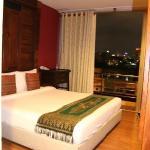 first night in bangkok...