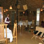 Traditional Restaurant in Sidama Tukal on Hotel Grounds