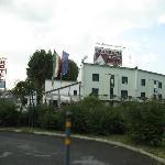 vista hotel gran baita savigliano