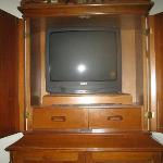 TV Set w/cable