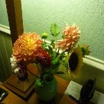Fresh Flowers in Every Room
