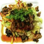 Vegetarian Mango Salad