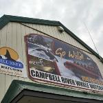 Home at Campbell River