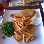 this is supposed to be a large fish and chips!!