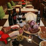 ham and salami from Puglia