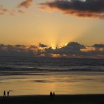 Sunset-Cannon Beach