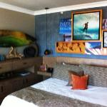 Billabong room....