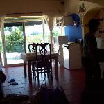 Cocineta de habitación
