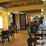 The Mez restaurant