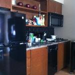 1715 Urban Suite - Kitchen