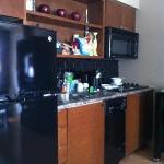 1715 Urban Suite - Kitchen