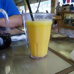 OJ (from concentrate)