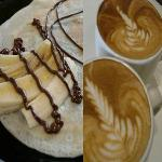 Amazing Crepes and Coffee