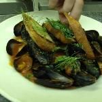 Tequila Mussels