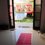 Great space for yoga