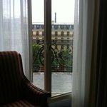 Balcony 1 window view